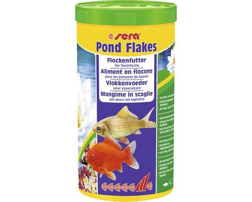 Nourriture en flocons Sera Pond Flakes 1l