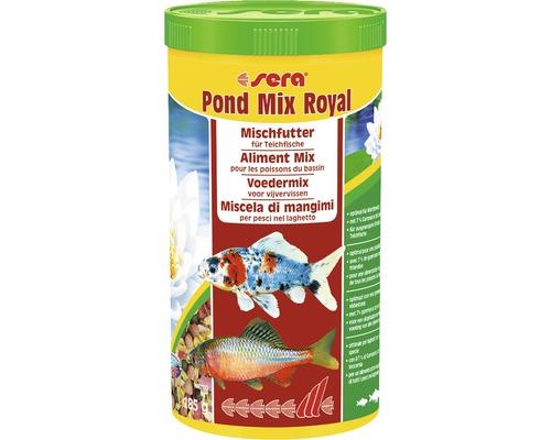 Nourriture pour poissons Sera Pond Mix Royal 1000ml
