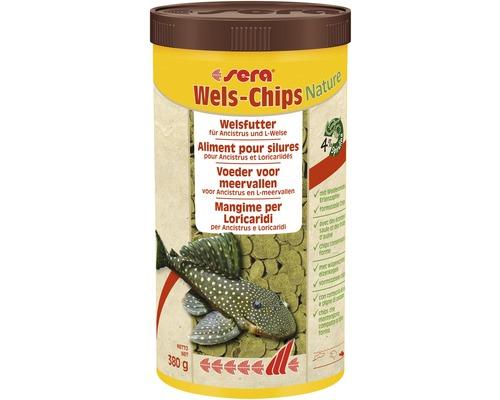 Futterchips sera Wels-Chips 1 l