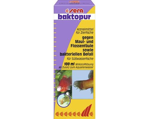 Produits pharmaceutiques sera Baktopur 100ml