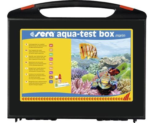 Wassertester sera aqua-test box marin