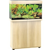 Kit complet d'aquarium Juwel Rio 125 LED SBX bois clair-thumb-0