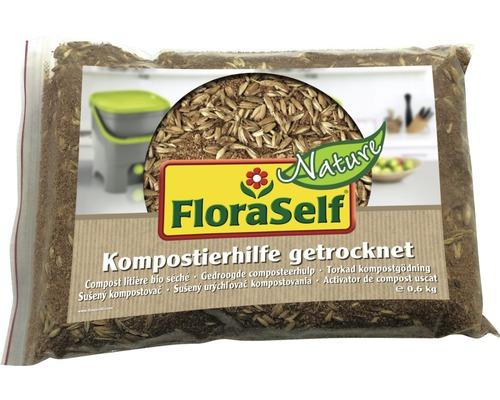 Additif pour bac à compost FloraSelf Nature® 0.6 kg