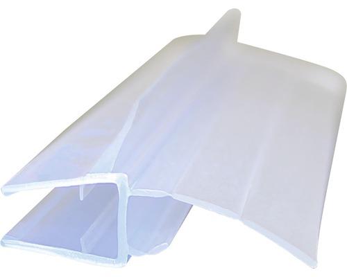Profilé d''évacuation de l''eau adapté pour verre de 5-6mm longueur de 2010 mm
