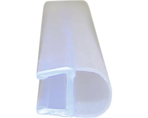 Profilé de soufflet adapté au verre de 6mm longueur de 2010mm