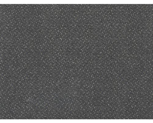 Teppichboden Velours Bristol anthrazit 500 cm breit (Meterware)