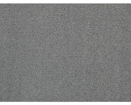 Teppichboden Velours Bristol dunkelgrau 500 cm breit (Meterware)