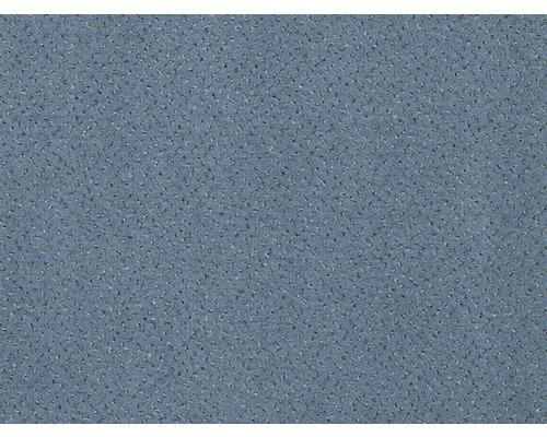 Teppichboden Velours Bristol hellblau 500 cm breit (Meterware)