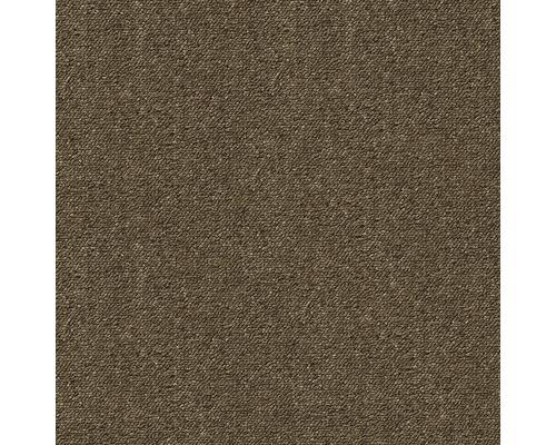 Teppichboden Schlinge York haselnuss 500 cm breit (Meterware)