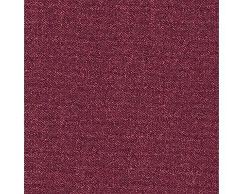 Teppichboden Schlinge York rot 500 cm breit (Meterware)