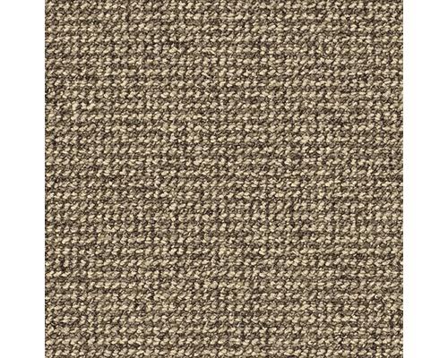 Teppichboden Schlinge Cork braun 400 cm breit (Meterware)
