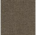 Teppichboden Schlinge Cork dunkelbraun 500 cm breit (Meterware)