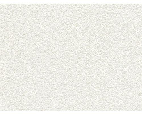 Teppichboden Luxus Shag Romantica weiß 400 cm breit (Meterware)