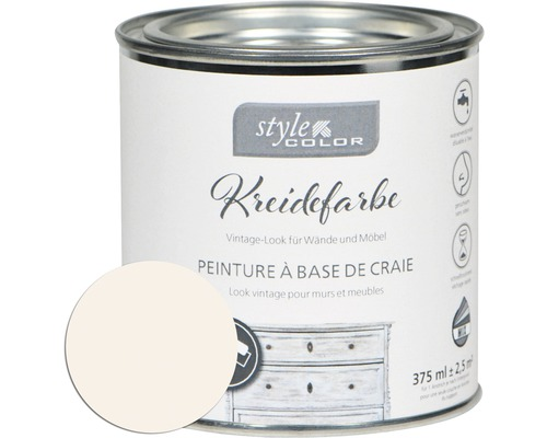 Kreidefarbe Möbelfarbe StyleColor powder 375 ml