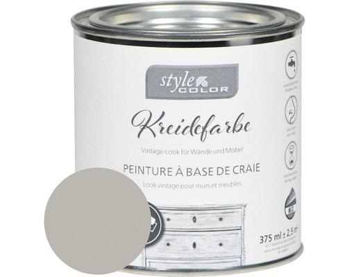 Kreidefarbe Möbelfarbe StyleColor light grey 375 ml