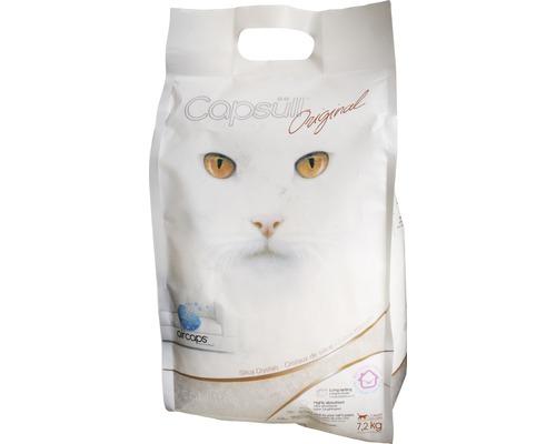 Litière pour chat Capsüll Original Baby Powder 7,2 kg