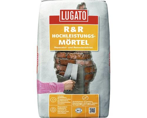 Reparaturmörtel Lugato R & R Hochleistungsmörtel 10 kg
