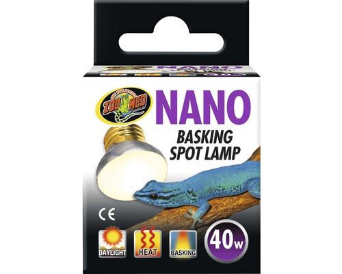 Spot halogène Zoo Med Nano Basking Spot Lamp 40 W