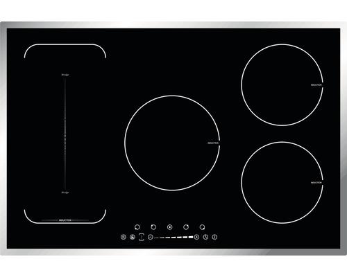 Plaque de cuisson à induction PKM IN5-FZ, largeur 77cm