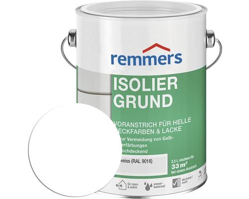 Sous-couche isolante Remmers blanc 750 ml