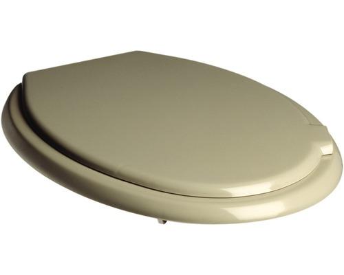 WC-Sitz Atlantic beige 46x37 cm