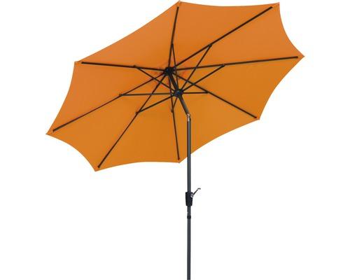 Parasol Schneider 270x270x260cm polyester 180g/m² orange