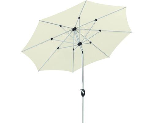 Parasol Schneider 270x270x260 cm Venedig polyester 180 g/m² naturel