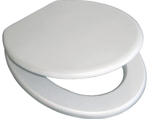 WC-Sitz ADOB Amalfi silber