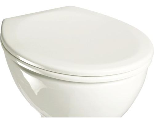 WC-Sitz ADOB Limone weiß Antibakteriell