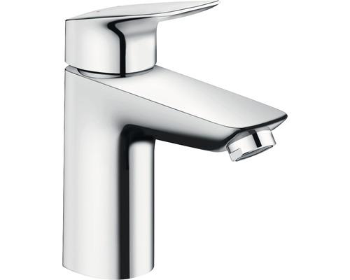 Mitigeur de lavabo hansgrohe Logis 71107000 chrome, avec bonde de vidage