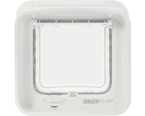 Chatière SureFlap à micropuce DualScan 210x210mm blanc