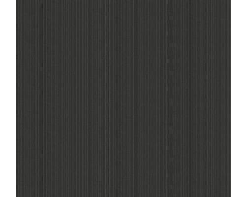Papier peint intissé 54850 Glööckler Imperial Rayures noir