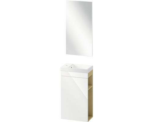 Ensemble de meubles pour deuxième salle de bains Smart Solution Set 39,2x68 cm