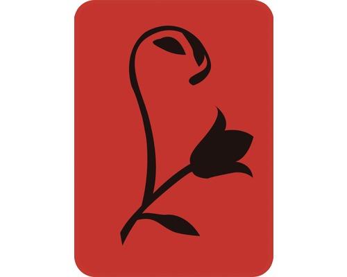 Pochoir DM-148 tulipe 14,5 x 20,5 cm