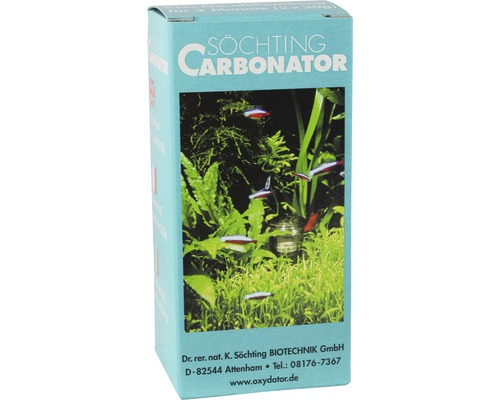 Recharge pour carbonator Söchting 2x30 g