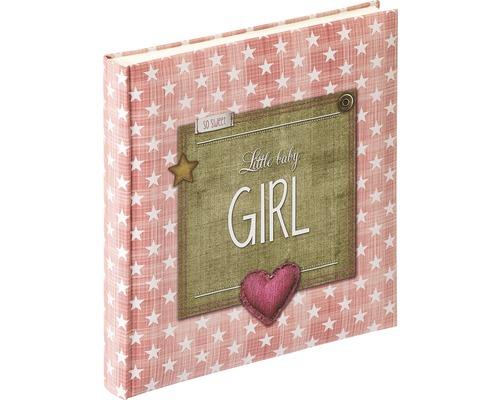 Album bébé Little Baby Girl 28x30,5 cm