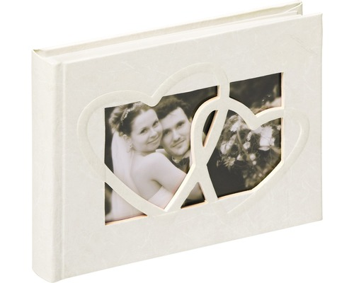 Album de mariage Sweet Heart 16x22 cm