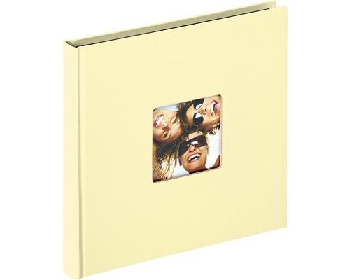 Album photos Fun crème 18x18 cm