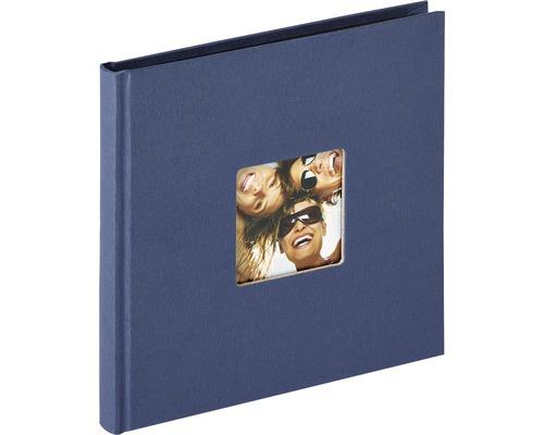 Album photos Fun bleu 18x18 cm