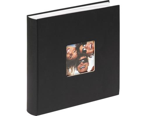 Album photos Fun noir 30x30 cm