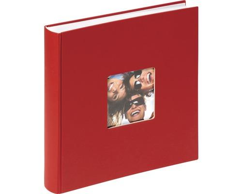 Album photos Fun rouge 30x30 cm