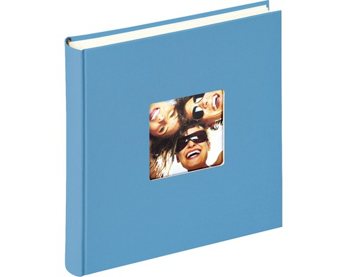 Album photos Fun bleu océan 30x30 cm