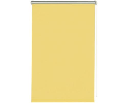 store occultant thermique jaune 75x150 cm