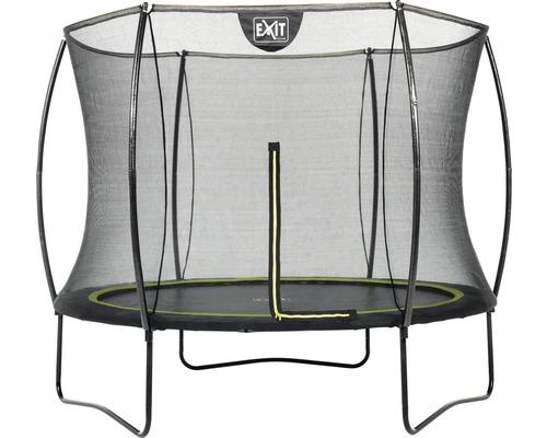 Set-up trampoline EXIT Silhouette Ø 305 cm noir
