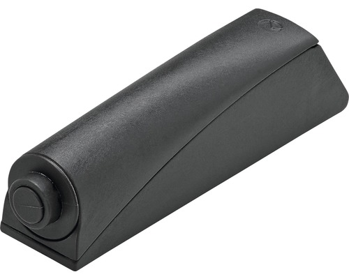 Gâche universelle Push to open, anthracite