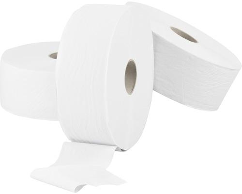 Grand rouleau de papier toilette AIR-WOLF, 6 pièces, 22-360