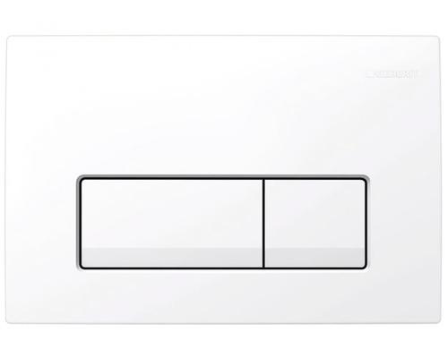 Plaque d''actionnement GEBERIT Delta51 blanc 115105111