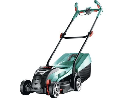 Tondeuse sans fil Bosch Home and Garden Rotak 32 Li avec batterie et chargeur rapide