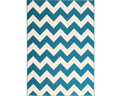Tapis Artless 2135 turquoise 80x150 cm