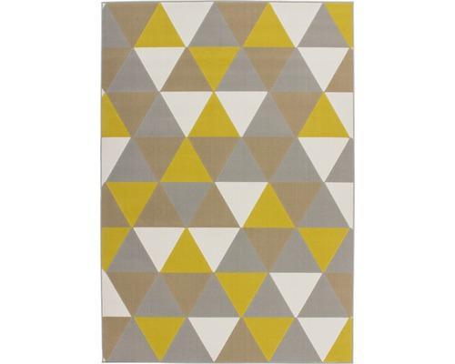 Tapis Novella 250 or-multicolore 80x150 cm